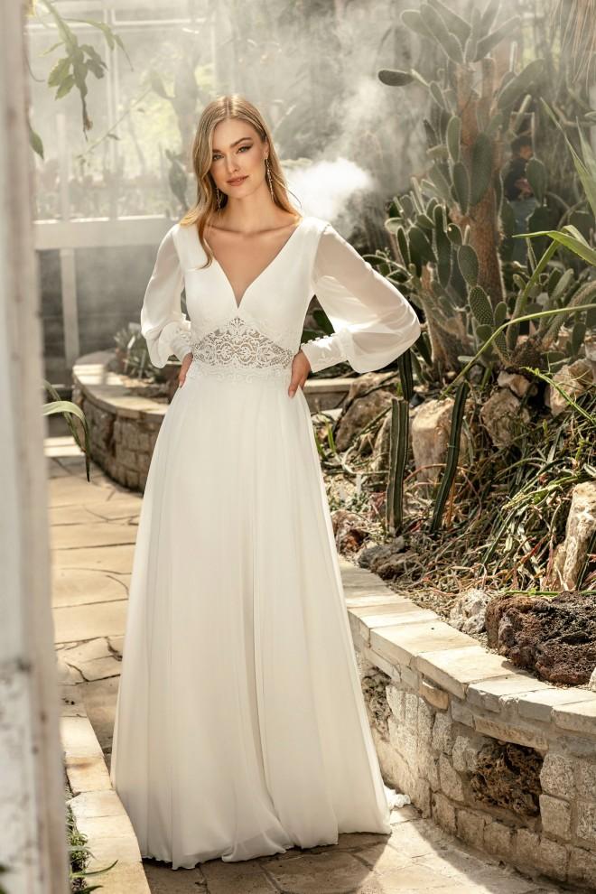 Suknia ślubna TO-1288T Agnes