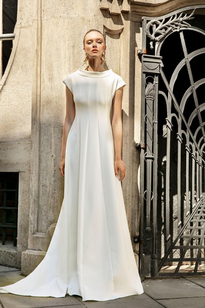 Suknia ślubna TO-1289T Agnes