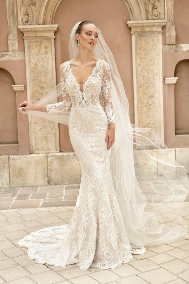 Suknia ślubna TO-1294T Agnes