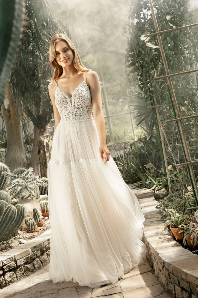 Suknia ślubna TO-1298T Agnes