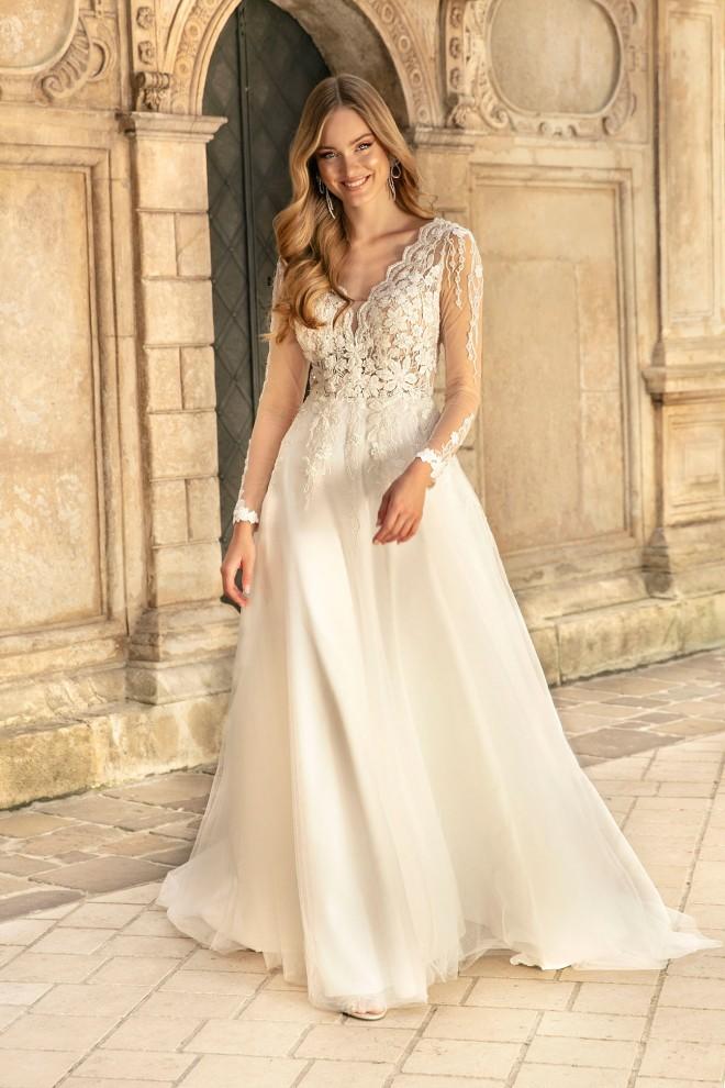 Suknia ślubna TO-1309T Agnes