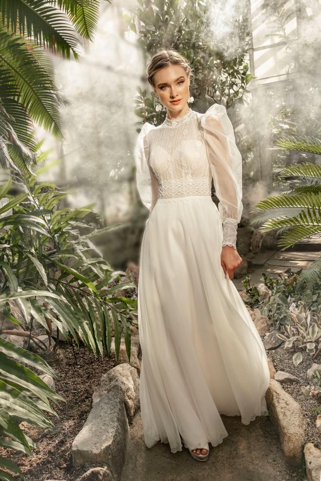 Suknia ślubna TO-1328T Agnes