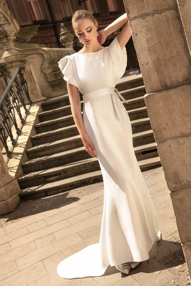 Suknia ślubna TO-1334T Agnes