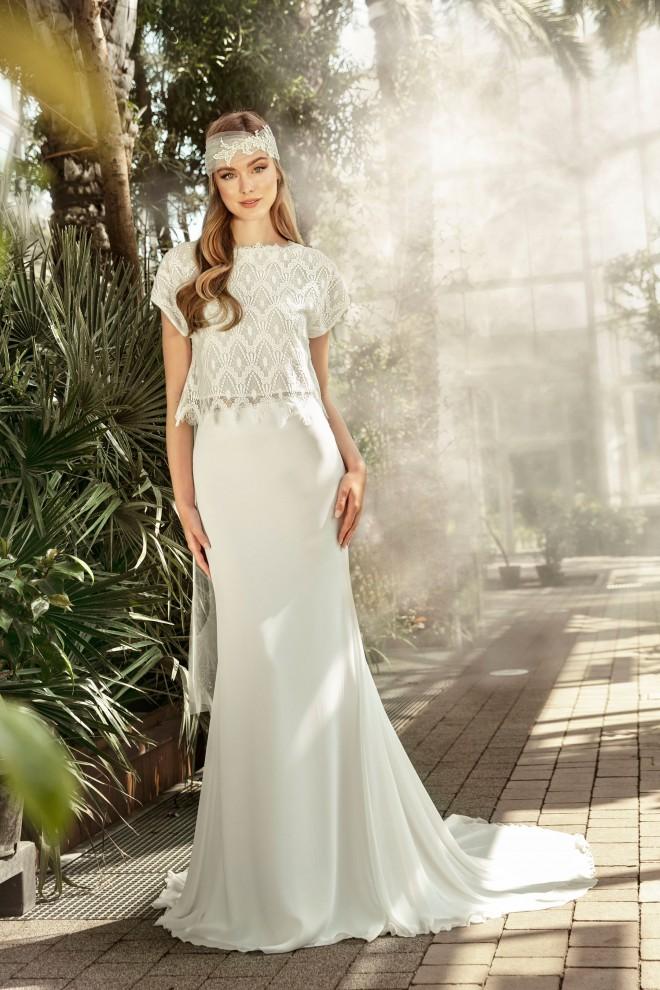 Suknia ślubna TO-1335T Agnes