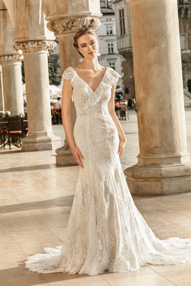 Suknia ślubna TO-1337T Agnes