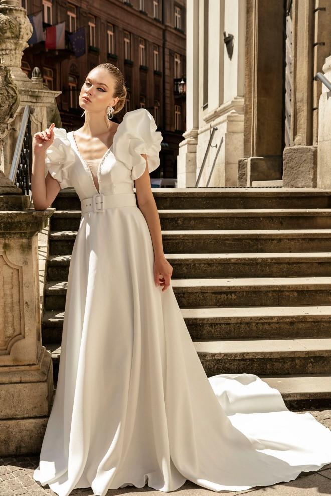 Suknia ślubna TO-1339T Agnes