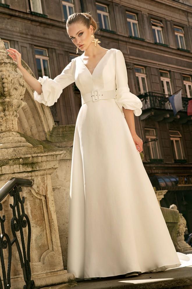 Suknia ślubna TO-1344T Agnes