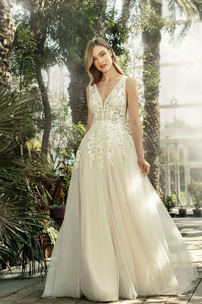 Suknia ślubna TO-1347T Agnes