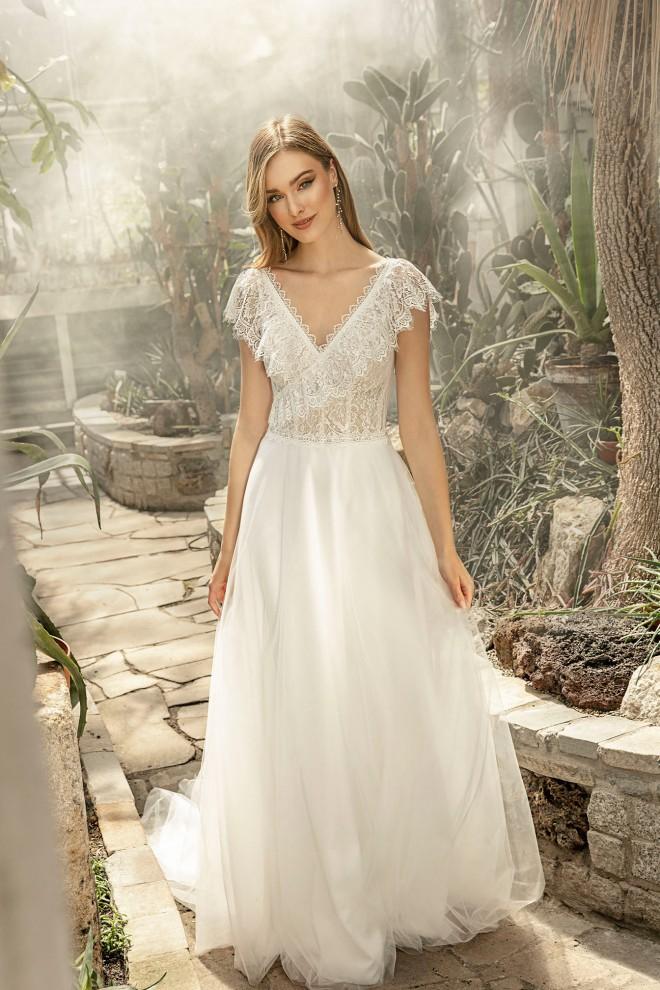 Suknia ślubna TO-1349T Agnes