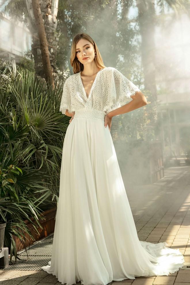 Suknia ślubna TO-1357T Agnes