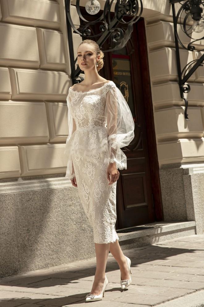 Suknia ślubna TO-1363 Agnes