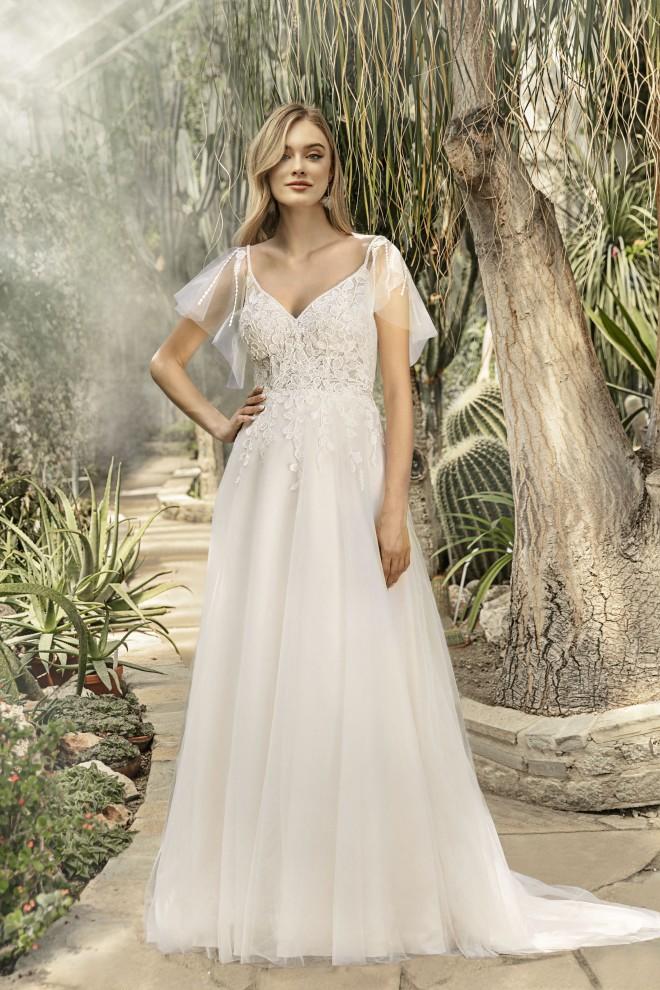 Suknia ślubna TO-1371 Agnes
