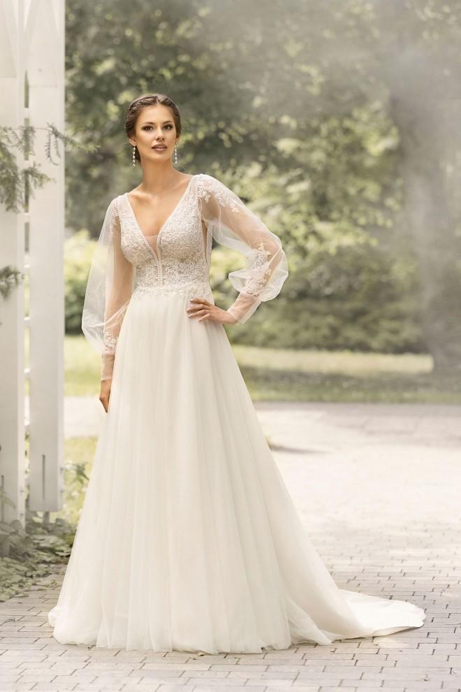 Suknia ślubna TO-1382T Agnes
