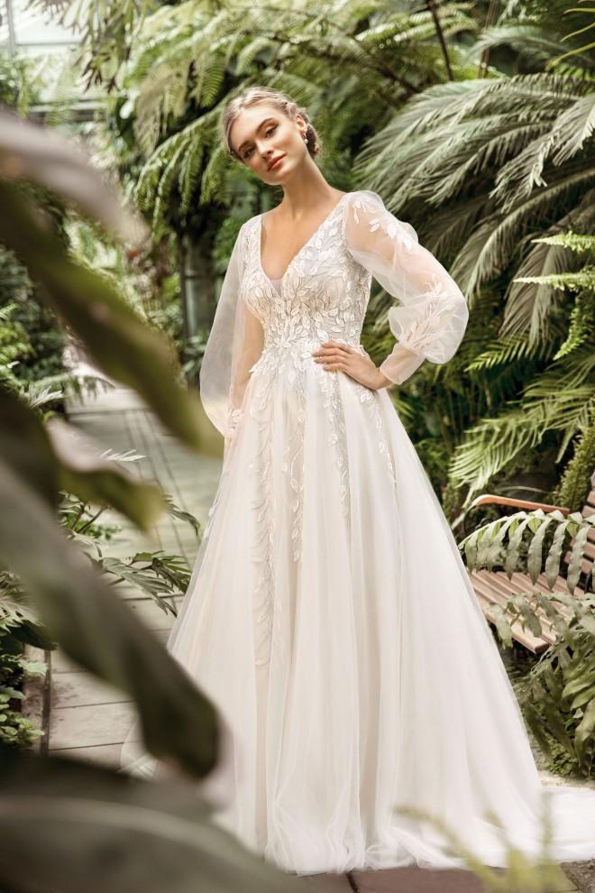 Suknia ślubna TO-1384T Agnes