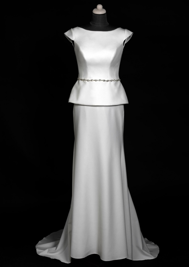 wedding dress TO-407 Wyprzedaż