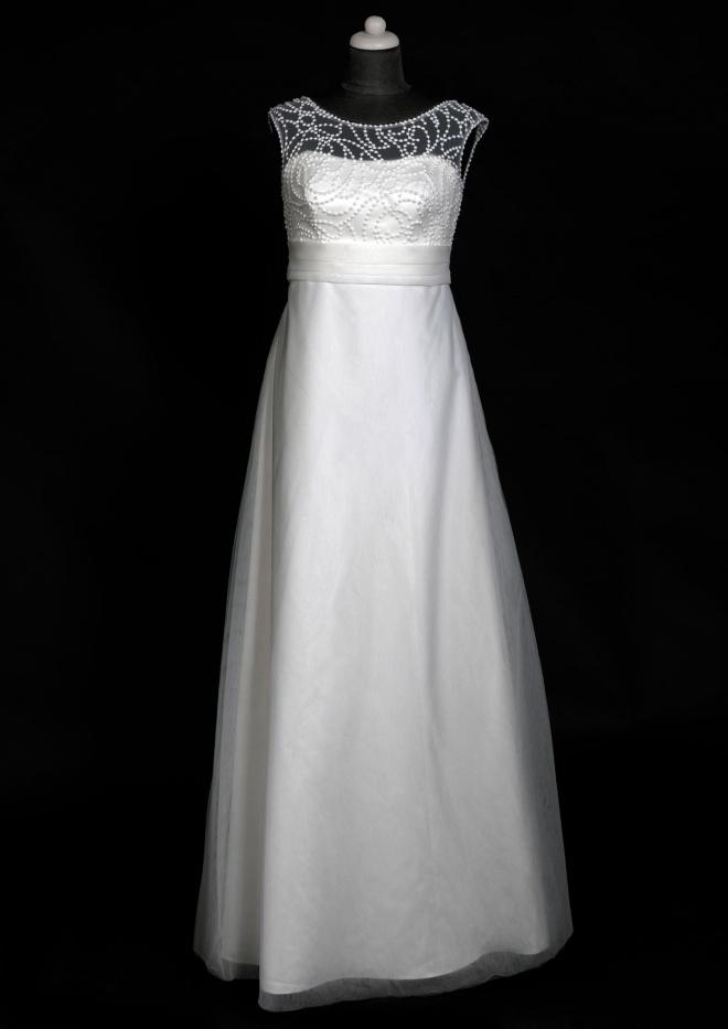 wedding dress TO-410 Wyprzedaż