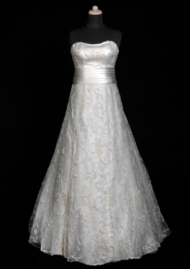 wedding dress TO-443 A Wyprzedaż