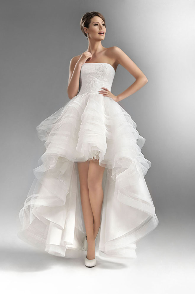 TO-501 - The One 2016 - Wedding dresses - Agnes - lace wedding ...