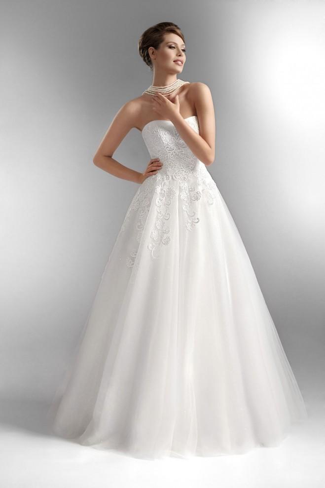 TO-538 - The One 2016 - Kolekcja sukni ślubnych Agnes - koronkowe ...