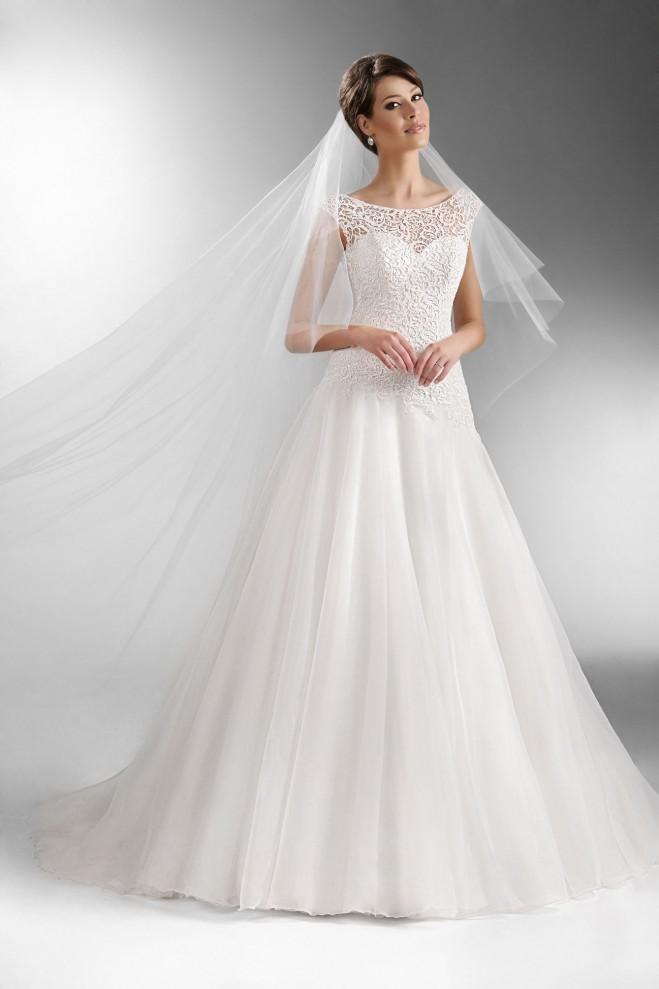 Suknia ślubna TO-549 Agnes