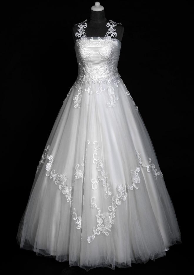 wedding dress TO-550 Wyprzedaż