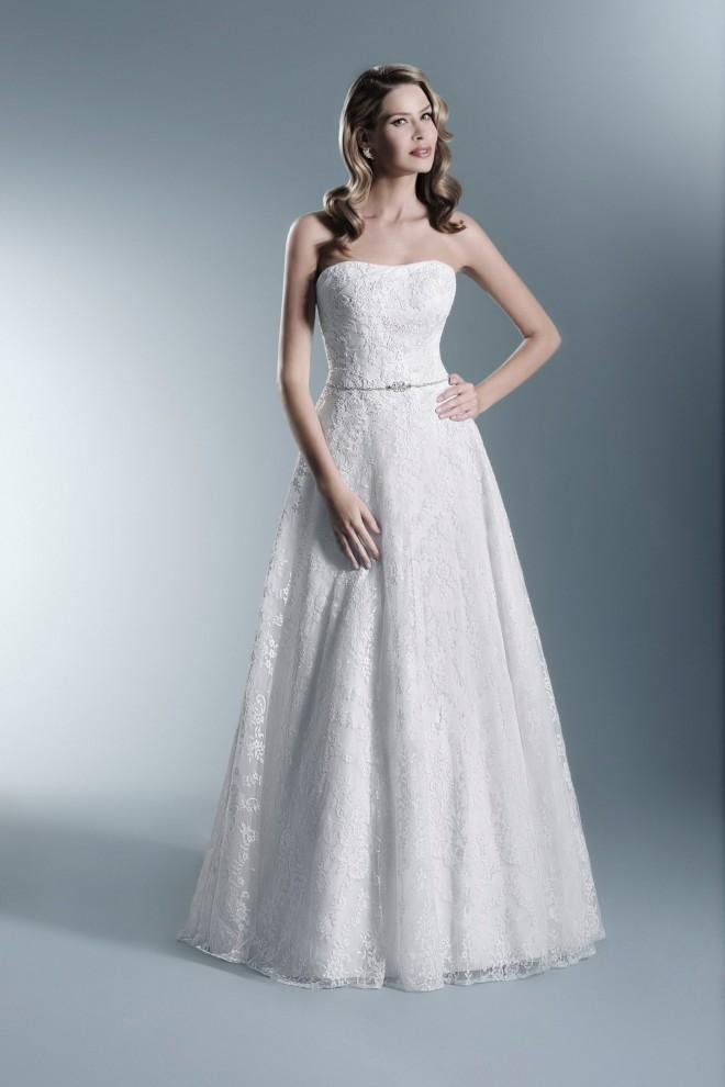 Suknia ślubna TO-621