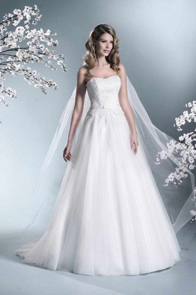 Suknia ślubna TO-651