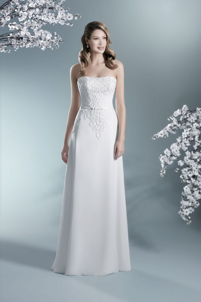 Suknia ślubna TO-672