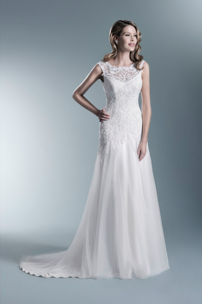 TO-674T - The One 2017 - Wedding dresses - Agnes - lace wedding ...