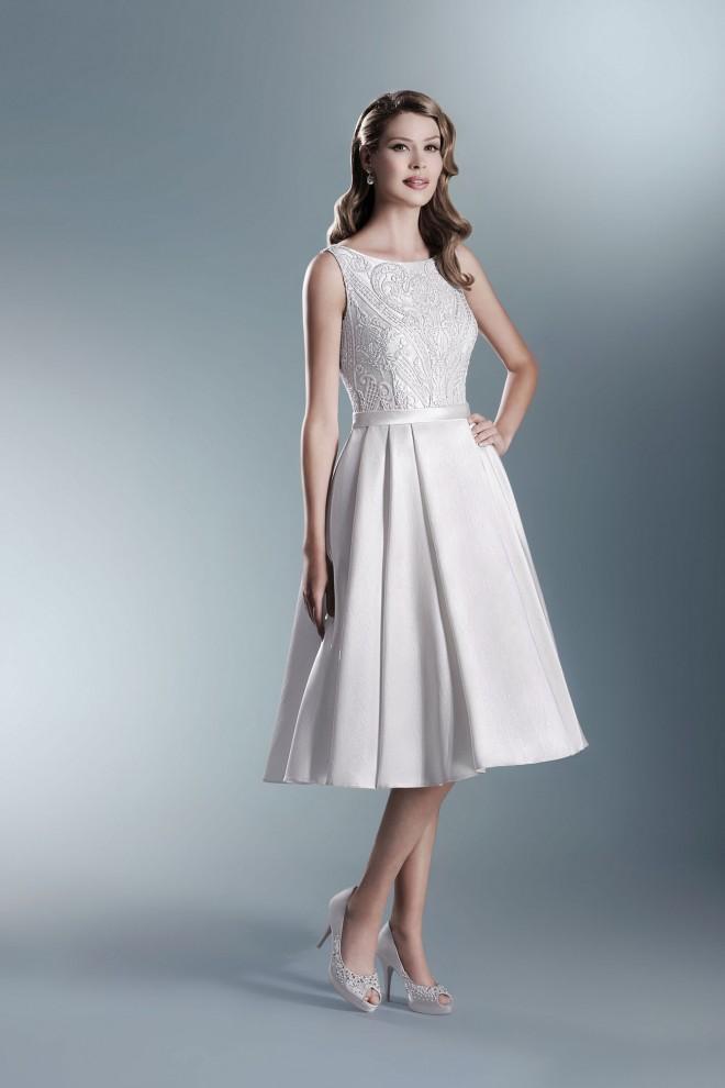 Suknia ślubna TO-695