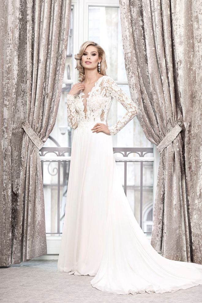 wedding dress TO-702NHT The One 2018