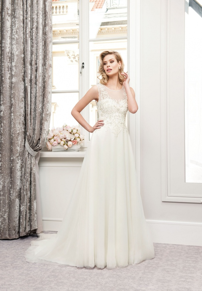 wedding dress TO-726T The One 2018