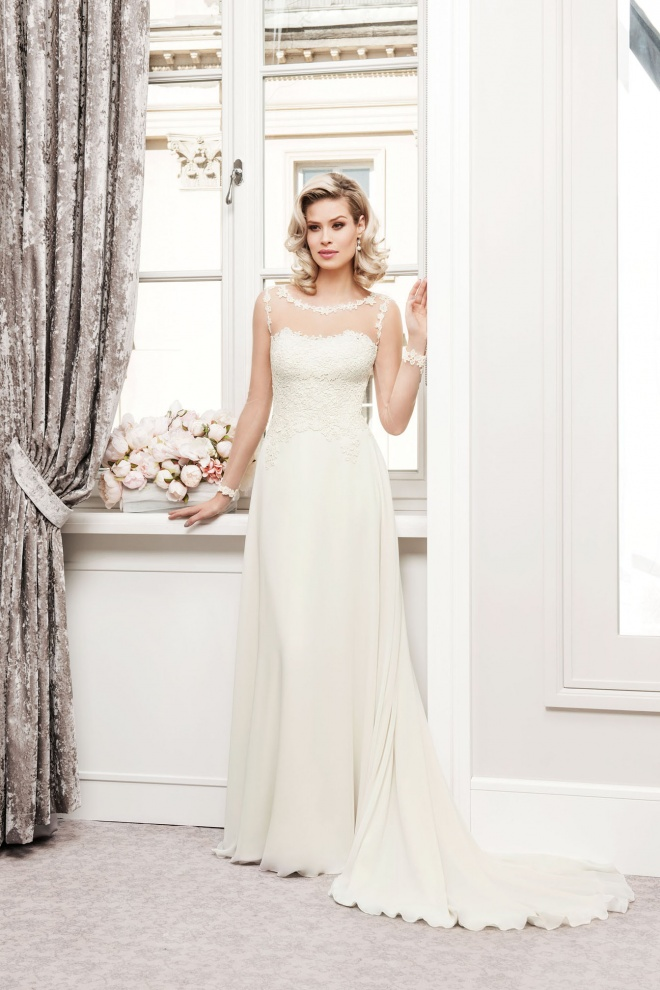 wedding dress TO-732T The One 2018
