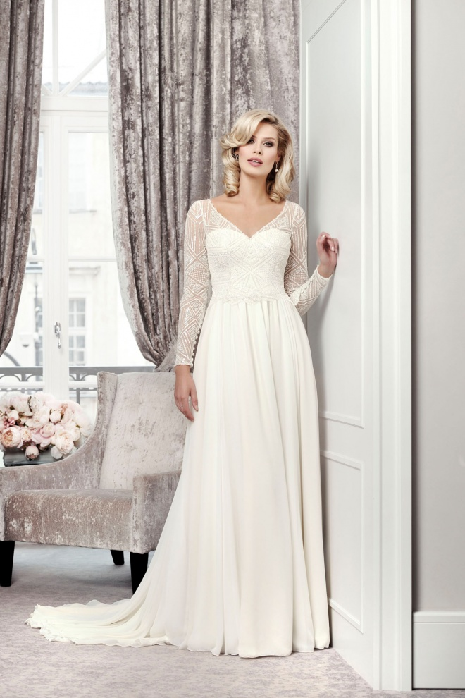 wedding dress TO-735T The One 2018