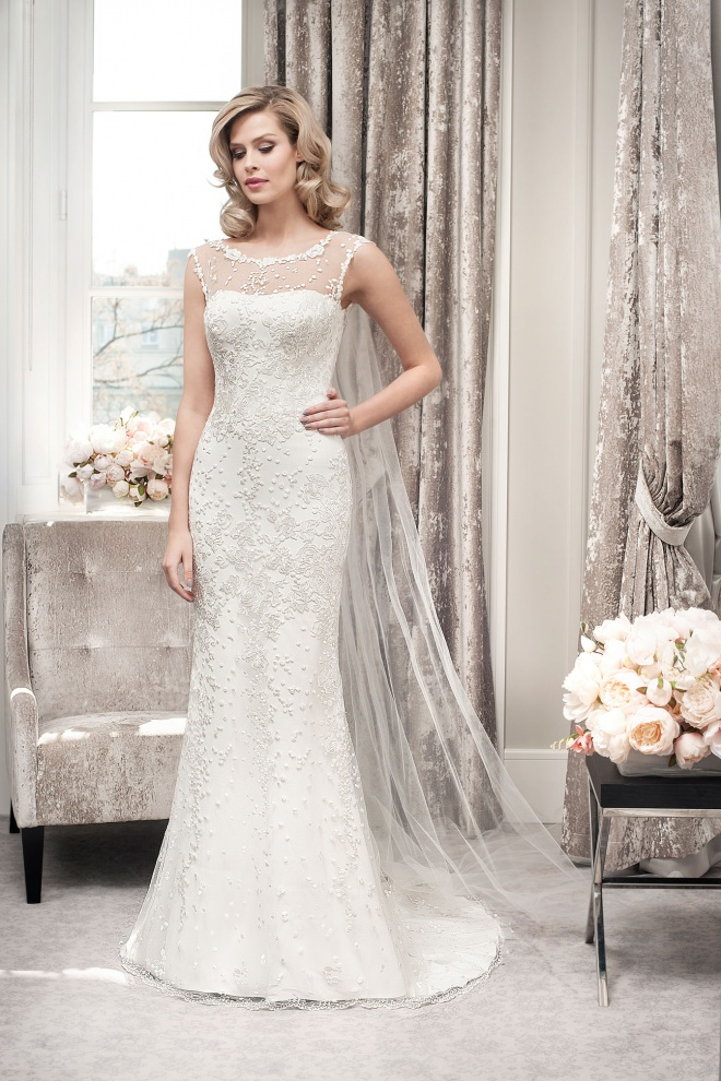 wedding dress TO-748T The One 2018