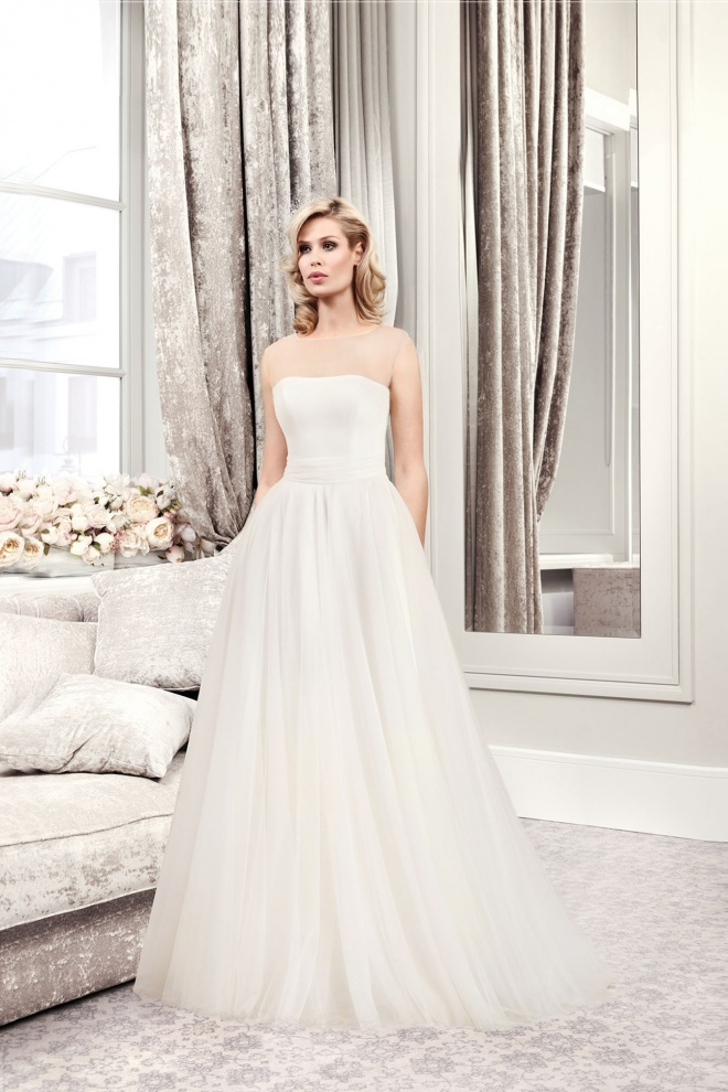 wedding dress TO-753 The One 2018