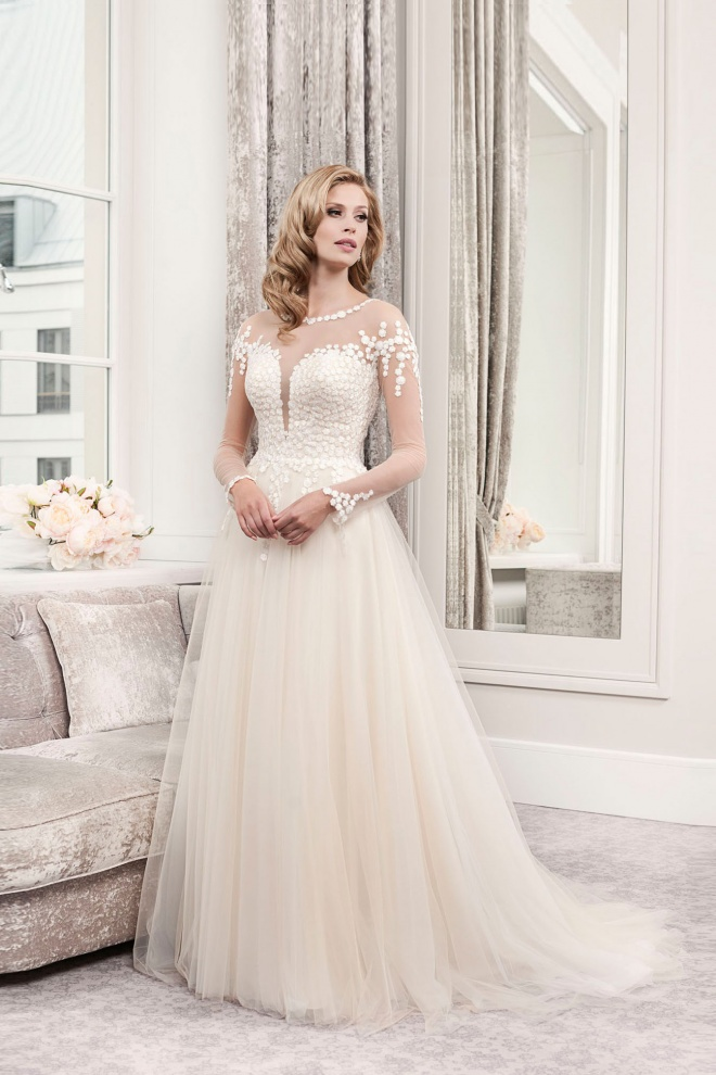 wedding dress TO-754T The One 2018