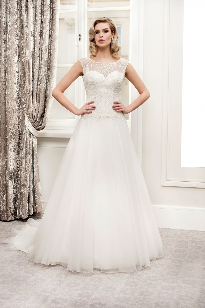 wedding dress TO-761T The One 2018