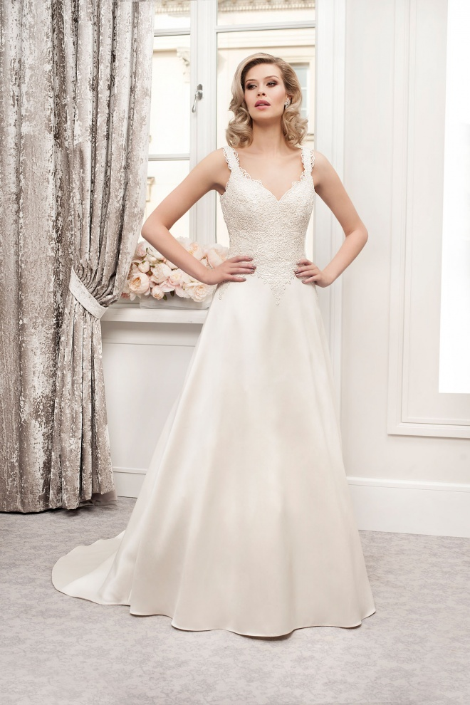 wedding dress TO-765T The One 2018