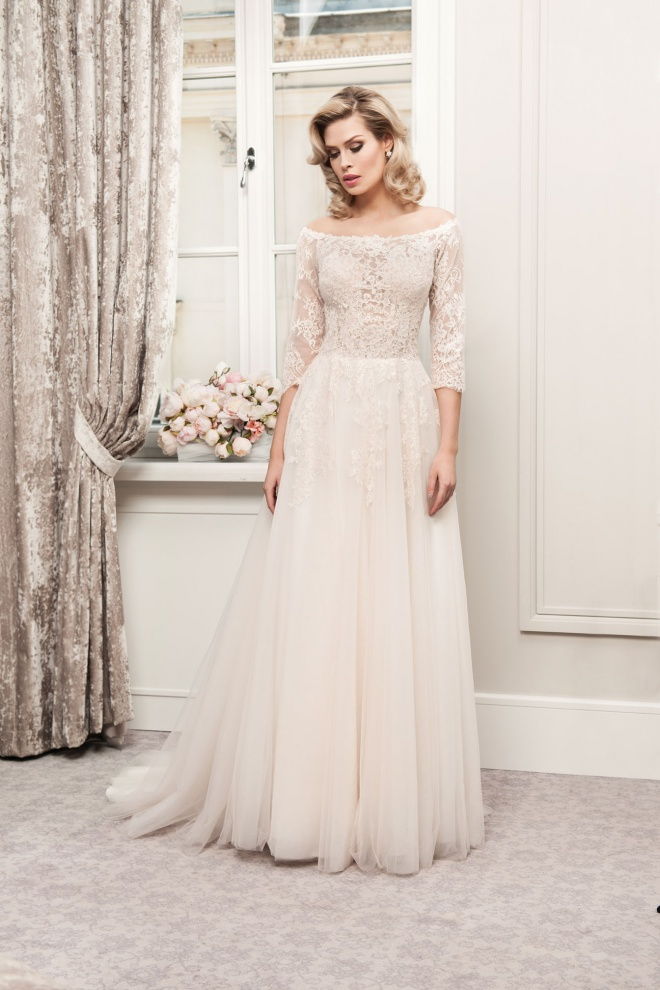 wedding dress TO-778T The One 2018