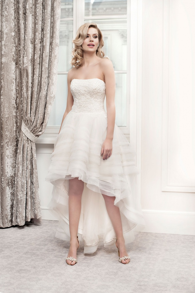 wedding dress The One 2018 TO-783