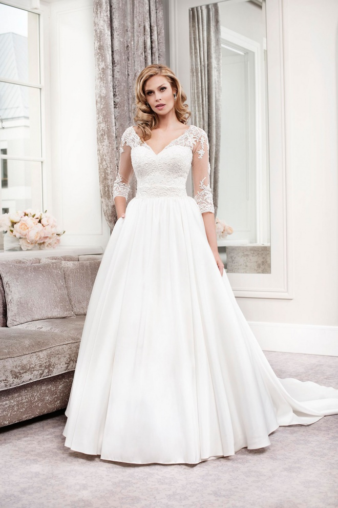 wedding dress TO-788 TOS-4T The One 2018