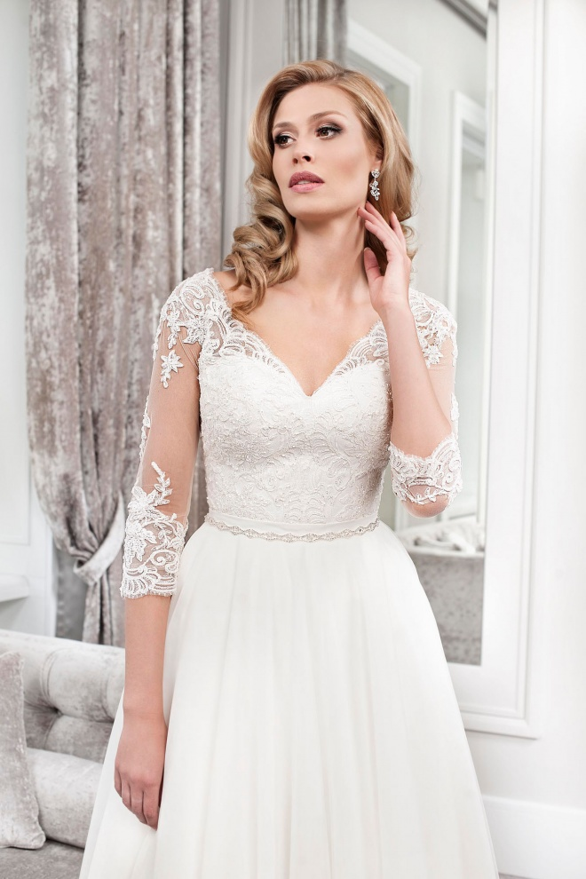wedding dress TO-788 TOS-11T The One 2018