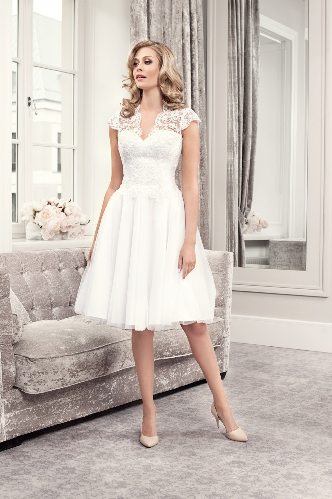 wedding dress TO-789 The One 2018