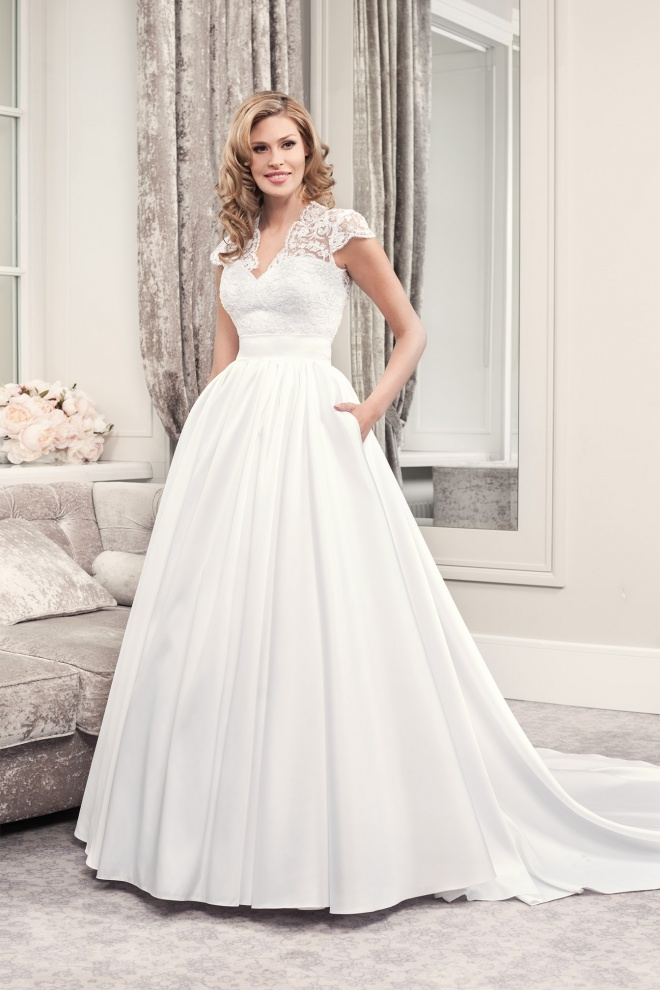 wedding dress TO-789 TOS-5T The One 2018