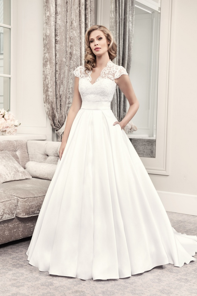 wedding dress TO-789 TOS-6T The One 2018