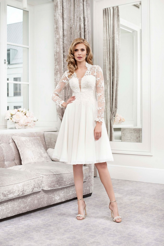 wedding dress TO-791 The One 2018