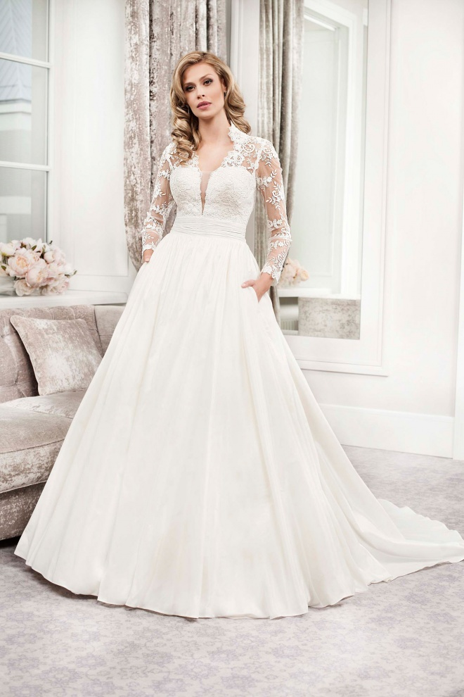 wedding dress TO-791 TOS-9T The One 2018