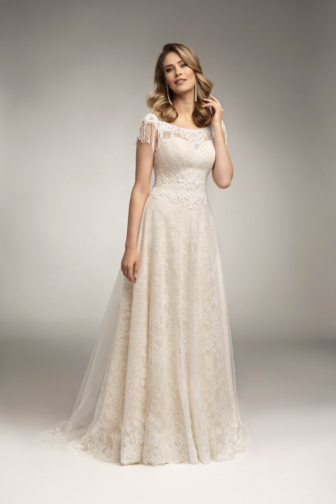 Suknia ślubna TO-926T Agnes