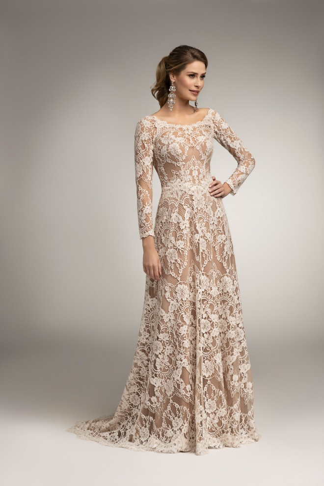 wedding dress TO-930T The One 2020